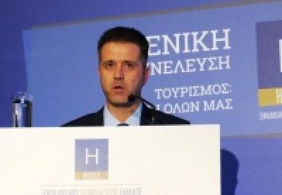Τάσιος (ΠΟΞ): Δεν έχουν πάρει ακόμη «αριθμό πρωτοκόλλου λειτουργίας» τα ξενοδοχεία που ανοίγουν τη Δευτέρα