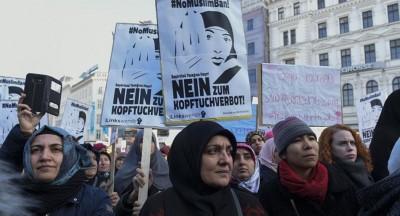 Αυστρία: «Ναι» στην ισλαμική μαντήλα σε μαθητές του δημοτικού