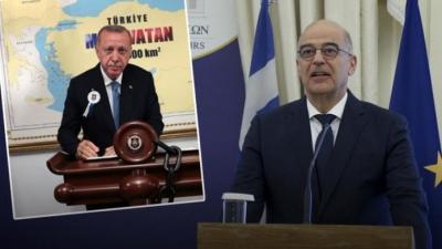 Συνάντηση Δένδια - Erdogan στην Άγκυρα εκτός προγράμματος - Τα τηλεφωνήματα μεταξύ Αθήνας και Άγκυρας