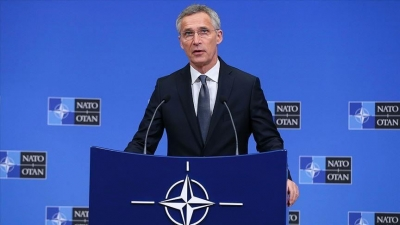 Stoltenberg: Χαιρετίζω τις διερευνητικές επαφές - Συνάντηση με Cavusoglu για Αν. Μεσόγειο, Αφγανιστάν, Λιβύη