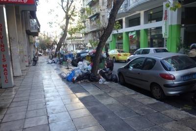Έκκληση του Δ. Αθηναίων στους δημότες να μην κατεβάσουν τα σκουπίδια 19-20/10 λόγω απεργίας των ΟΤΑ