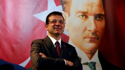 Imamoglu (δήμαρχος Κωνσταντινούπολης): Ο λαός θα κρίνει την απόφαση Erdogan για την Αγία Σοφία