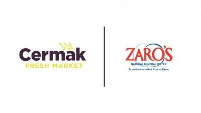Σε ΗΠΑ και Καναδά το νερό Zaro's από την Cermak Fresh Market