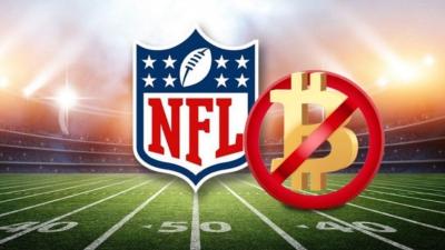 NFL: Απαγορεύει σε όλες τις ομάδες του τις επιχειρηματικές δραστηριότητες με εταιρείες κρυπτονομισμάτων!