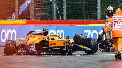 Formula 1: Πέντε θέσεις ποινής για τον Λάντο Νόρις!