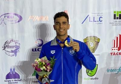 Παγκόσμιο Πρωτάθλημα Τεχνικής Κολύμβησης: Χρυσό ο Καλαϊτζόπουλος και ασημένιο η Μανιάτη!