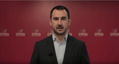Χαρίτσης (ΣΥΡΙΖΑ):Αντιπολίτευση στην αντιπολίτευση κάνει η κυβέρνηση για το νέο Πτωχευτικό