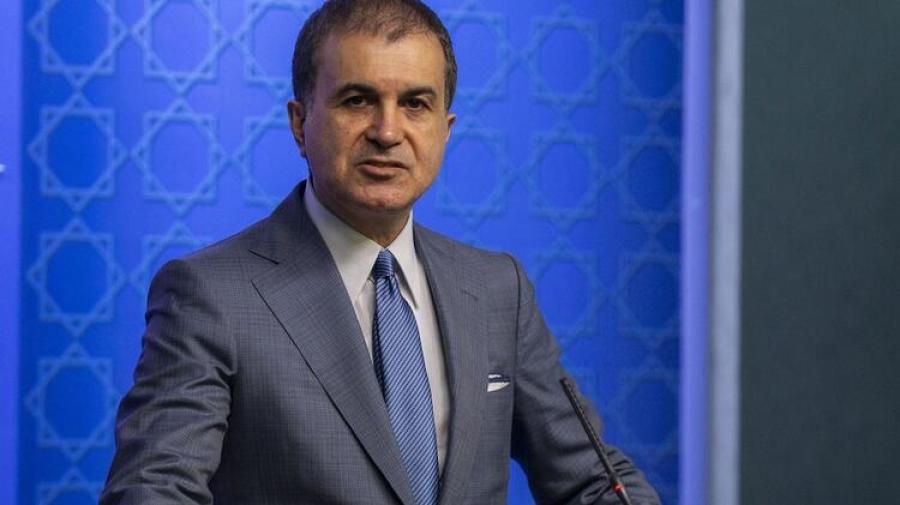 Celik (Τουρκία): Προσπαθούμε να γυρίσουμε σελίδα με την Ελλάδα - Ο Δένδιας να απέχει από τις αρνητικές προσεγγίσεις