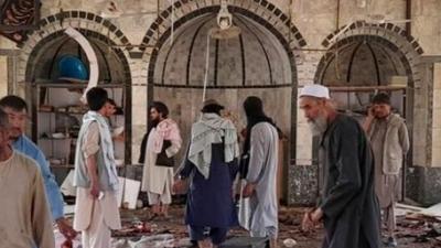 Αφγανιστάν: Τουλάχιστον 63 οι νεκροί και 83 οι τραυματίες της βομβιστικής επίθεσης σε τέμενος στην Κανταχάρ