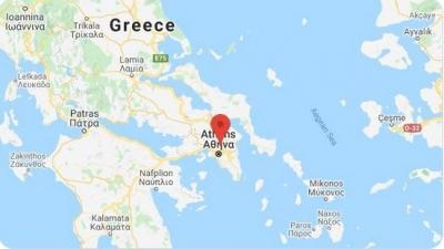 Ισχυρή σεισμική δόνηση με μικρό εστιακό βάθος ταρακούνησε την Αθήνα