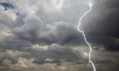 Καταιγίδες και στην Αθήνα από το βράδυ - Πόσο θα υποχωρήσει η θερμοκρασία