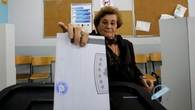 Κόσοβο: Νίκη των κομμάτων της αντιπολίτευσης στις βουλευτικές εκλογές με συνολικό ποσοστό 60%
