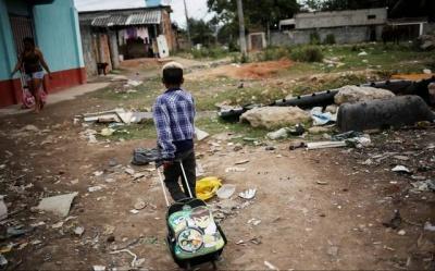 ΟΗΕ: Σε κατάσταση ακραίας φτώχειας θα βυθιστούν 6 εκατομμύρια Λατινοαμερικάνοι το 2019