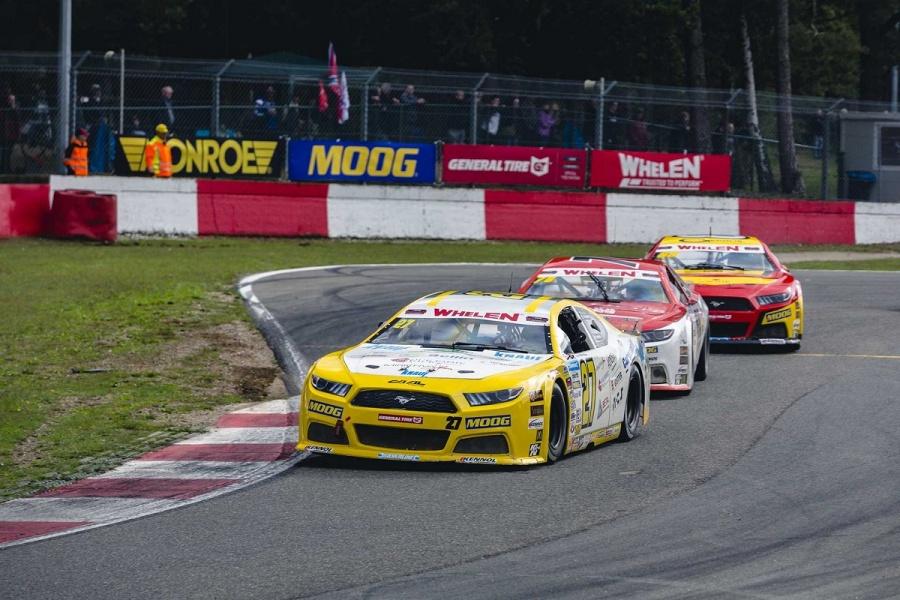 Στο Βέλγιο το φινάλε της General Tire, στη σειρά αγώνων Nascar Whelen Euro Series 2019