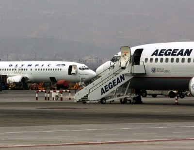 Πως κινήθηκαν οι διεθνείς πτήσεις προς την Ευρώπη το καλοκαίρι - Η Ελλάδα ξεκάθαρη νικήτρια