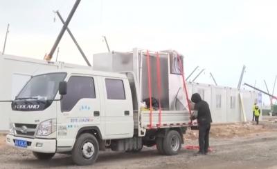 Πεκίνο: Φτιάχνουν τεράστιο κέντρο καραντίνας μέσα σε λίγες μέρες για κρούσματα κορωνοϊού
