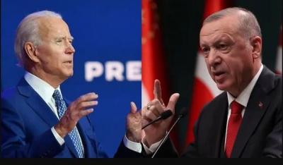 Πόλεμος δηλώσεων ΗΠΑ - Τουρκίας με φόντο το Ισραήλ – Στο ναδίρ οι σχέσεις Biden - Erdogan