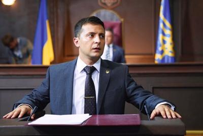 Zelensky (πρόεδρος Ουκρανίας): Δεν έχω συνομιλήσει ούτε συναντηθεί ποτέ με τον Giuliani