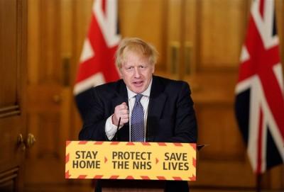 Κορωνοϊός: Τέλος στο εθνικό lockdown στη Μ. Βρετανία από τις 2 Δεκεμβρίου - Τι ανακοίνωσε ο Johnson