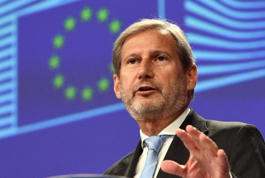Hahn (Επίτροπος ΕΕ): Πλαίσιο για τους βασικούς διαπραγματευτές στις εκδόσεις κοινού χρέους για το Ταμείο Ανάκαμψης
