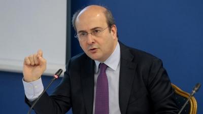 Χατζηδάκης για την κατάργηση του 8ώρου: Το νομοσχέδιο απαντά σε πραγματικές ανάγκες