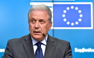 Αβραμόπουλος: Στις βασικές προτεραιότητες της ΕΕ η ασφάλεια - Αποτελεί βασική πρόκληση για την Ευρώπη