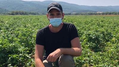 Η PepsiCo Hellas πρωτοπορεί στη νέα εποχή της ψηφιακής γεωργίας στηρίζοντας τους Έλληνες παραγωγούς πατάτας