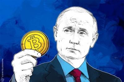 Putin: Τα κρυπτονομίσματα έχουν δικαίωμα ύπαρξης - Να χρησιμοποιηθούν ως μέσο πληρωμής