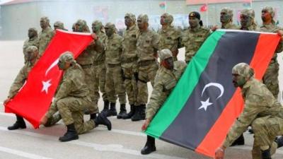Η Τουρκία δηλώνει ικανοποιημένη από την πολιτική συμφωνία για μια προσωρινής κυβέρνησης στη Λιβύη