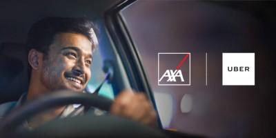Νέα καινοτόμα υπηρεσία από ΑΧΑ - Uber για δωρεάν μεταφορά από ατύχημα