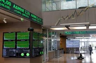 Λίγο μετά το άνοιγμα του ΧΑ – Αντίδραση, με το βλέμμα στις 900 μονάδες και στις αγορές του εξωτερικού