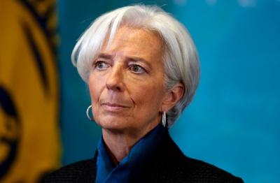 Lagarde: Οι δασμοί προκαλούν προβλήματα στην παγκόσμια οικονομία - Η συζήτηση για την Ελλάδα είναι σε εξέλιξη