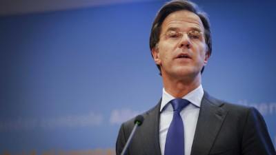 Ολλανδία κατά Ουγγαρίας και Πολωνίας - Επιμένει για κράτος δικαίου ο Rutte