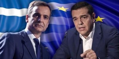 Σφοδρή κόντρα για τις διαδηλώσεις - Μητσοτάκης: Θρασύτατη η κριτική του ΣΥΡΙΖΑ - Τσίπρας: Είστε καταγέλαστος, φοβάστε την κοινωνία