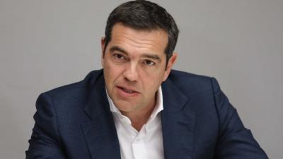 Τσίπρας: Η ραγδαία κυβερνητική φθορά μπορεί να οδηγήσει σε πολιτικές εξελίξεις