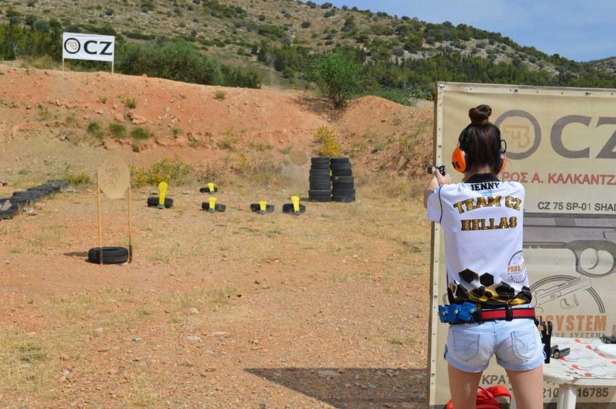 Ταμείο Εθνικής Άμυνας εναντίον Ελληνικής Σκοποβολής