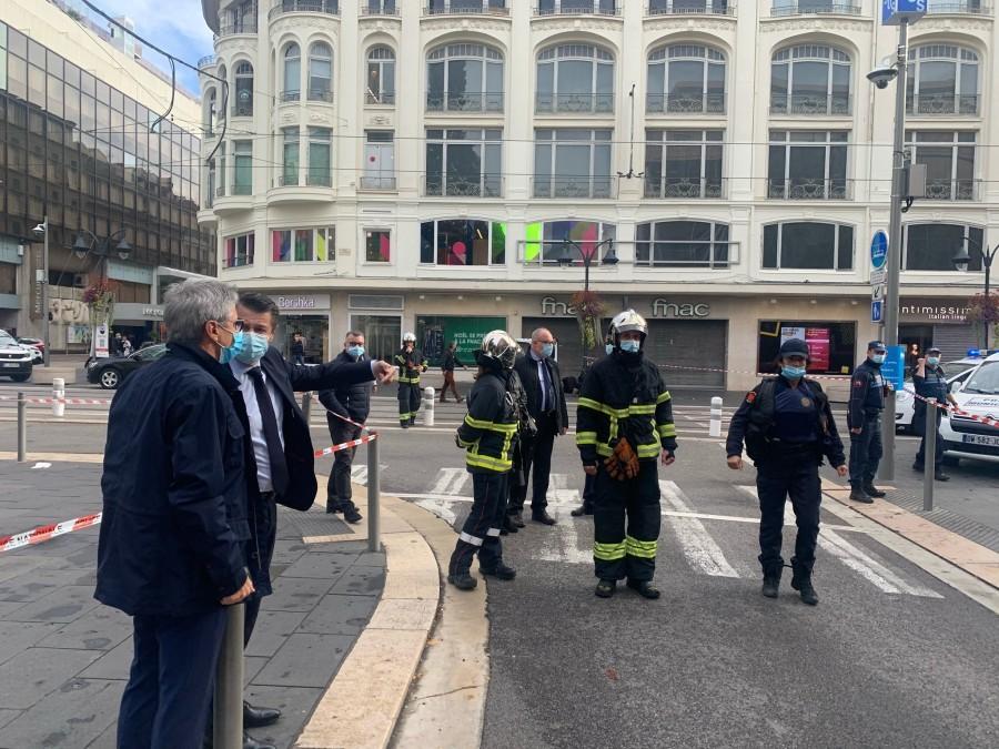 Τρομοκρατική επίθεση στη Νίκαια - Ένας 25χρονος ήταν ο δράστης