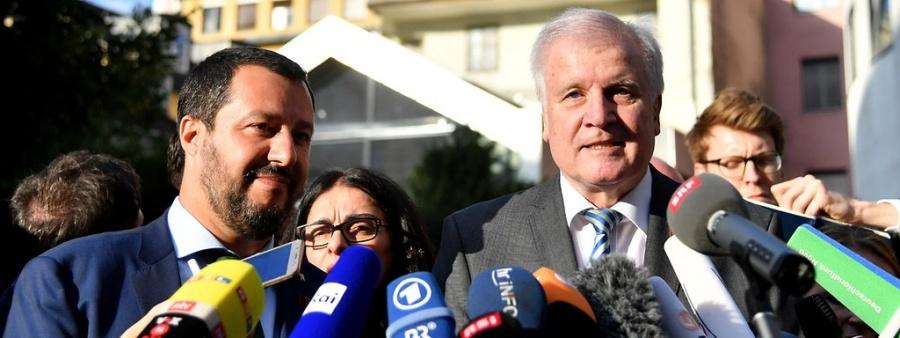 Παπαδημητρίου: O Schaeuble και οι συν αυτώ θα υποχωρήσουν - Η διαφορά μας είναι με το ΔΝΤ