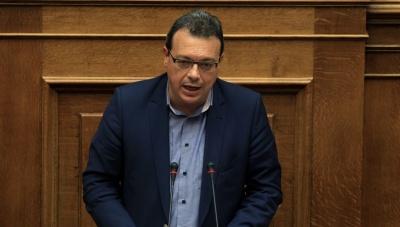 Φάμελλος (ΣΥΡΙΖΑ) για ΔΕΗ: Επιβεβαιώνεται η απέχθεια της κυβέρνησης προς τους κανόνες διαφάνειας
