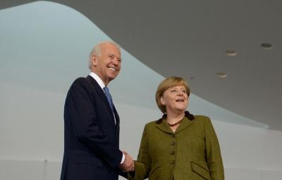 Συνάντηση με τον Biden θα έχει η Merkel στο περιθώριο της G20