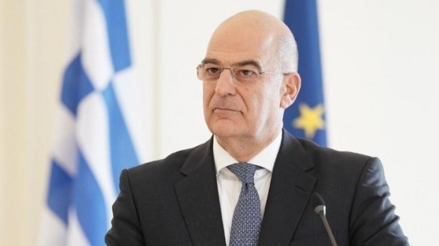 Δένδιας: Είναι ντροπή να υιοθετεί κάποιος fake news για κατάληψη ελληνικού εδάφους