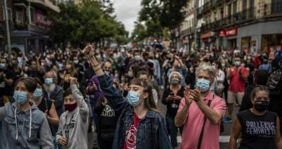 Οργή επικρατεί στη Μαδρίτη για την επιβολή μερικού lockdown από 21/9 λόγω κορωνοΐoύ