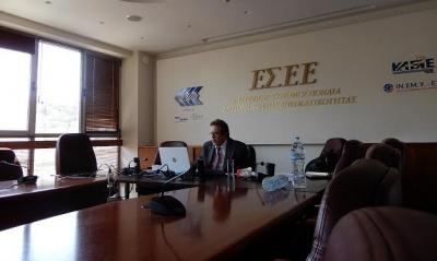 ΕΣΕΕ: Τηλεδιάσκεψη Καρανίκα με τον υφυπουργό Τουρισμού - Στο επίκεντρο η διάσωση της τουριστικής εμπορικής επιχειρηματικότητας