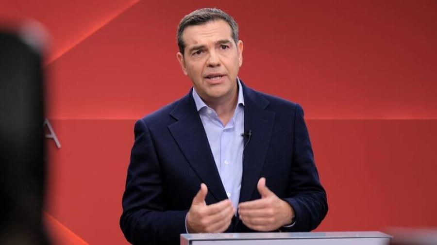 Τσίπρας: Ο Μητσοτάκης ξεδιπλώνει τη βαριά πολιτική ατζέντα  - «Αδειάζει» Πολάκη για εμβόλια