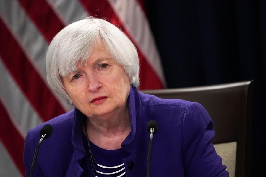 Προειδοποίηση Yellen για τους κινδύνους που κρύβει το bitcoin