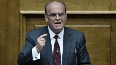 Ζαββός (υφυπ. Οικονομικών): Η σύμβαση για τα COCOs της Τράπεζας Πειραιώς το 2015 είχε επαχθείς όρους - Έχει ευθύνες ο ΣΥΡΙΖΑ