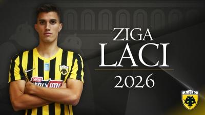 ΑΕΚ: Ανανέωσε μέχρι το 2026 ο Λάτσι!