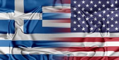 Στρατηγικός διάλογος Ελλάδας – ΗΠΑ για θέματα ενέργειας, κλιματικής αλλαγής και τις επενδυτικές προοπτικές στην Ελλάδα