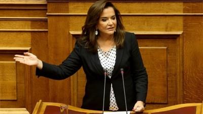 Μπακογιάννη: Η Ελλάδα, η Κύπρος, η Ευρώπη δεν εκφοβίζονται ούτε εκβιάζονται