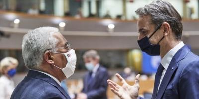 Στην Πορτογαλία σήμερα (10/1) ο πρωθυπουργός μετά την ανάληψη της προεδρίας της ΕΕ